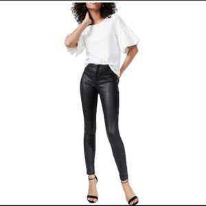 """Aritiza """"Wilfred Free"""" Faux Leather Pants"""